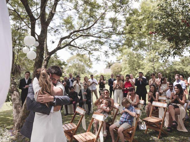 El casamiento de Nico y Cata en La Plata, Buenos Aires 91