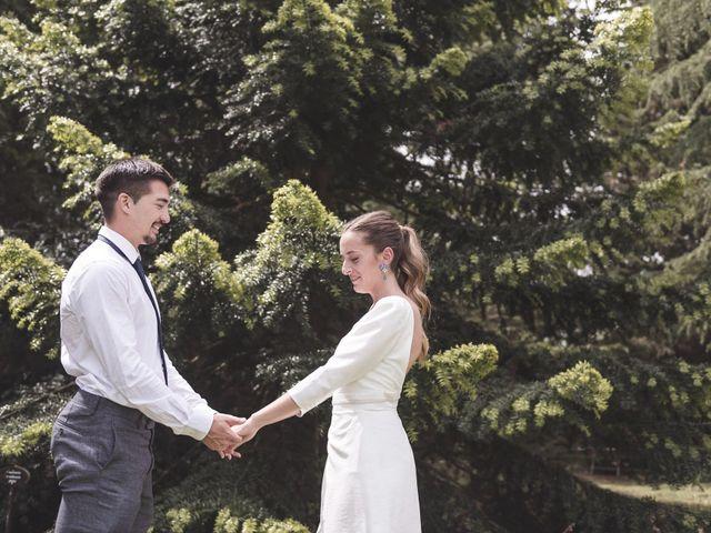 El casamiento de Nico y Cata en La Plata, Buenos Aires 115