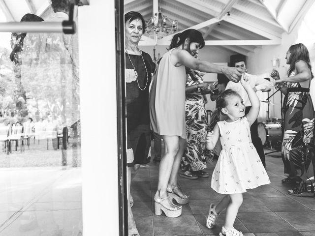 El casamiento de Nico y Cata en La Plata, Buenos Aires 130