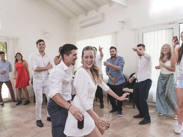 El casamiento de Nico y Cata en La Plata, Buenos Aires 131
