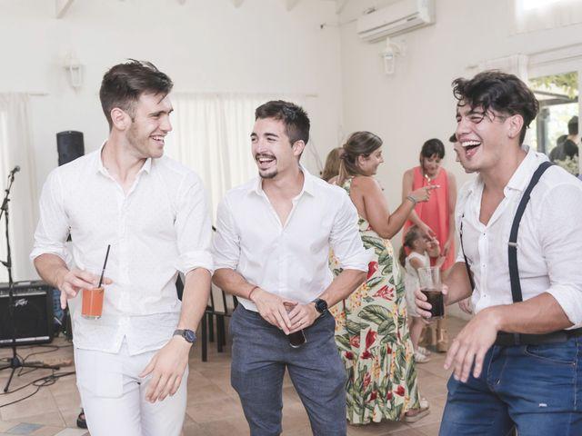 El casamiento de Nico y Cata en La Plata, Buenos Aires 133