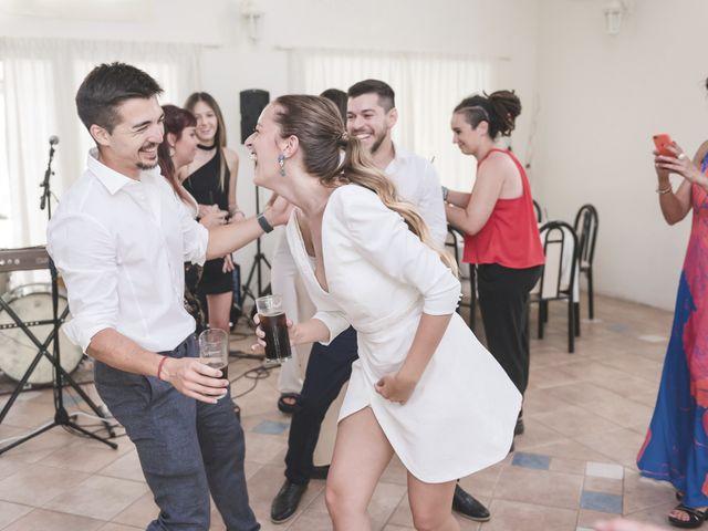 El casamiento de Nico y Cata en La Plata, Buenos Aires 134
