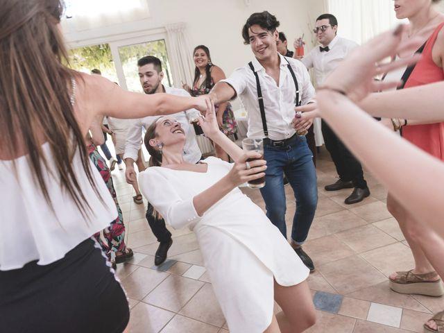 El casamiento de Nico y Cata en La Plata, Buenos Aires 135