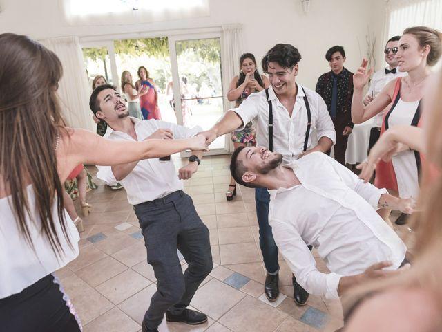 El casamiento de Nico y Cata en La Plata, Buenos Aires 136