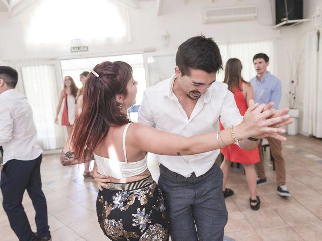 El casamiento de Nico y Cata en La Plata, Buenos Aires 137