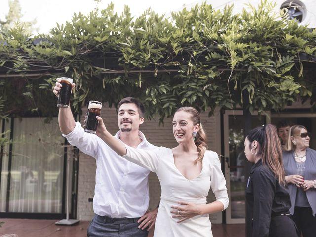 El casamiento de Nico y Cata en La Plata, Buenos Aires 141