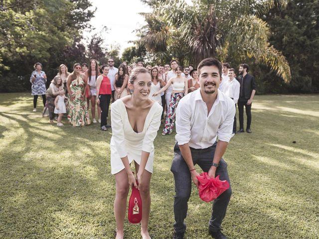 El casamiento de Nico y Cata en La Plata, Buenos Aires 144