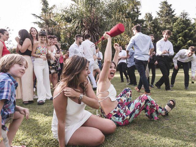 El casamiento de Nico y Cata en La Plata, Buenos Aires 146