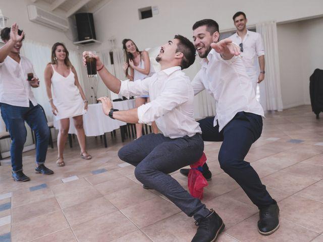 El casamiento de Nico y Cata en La Plata, Buenos Aires 161