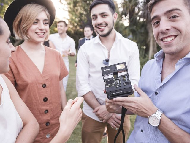 El casamiento de Nico y Cata en La Plata, Buenos Aires 162