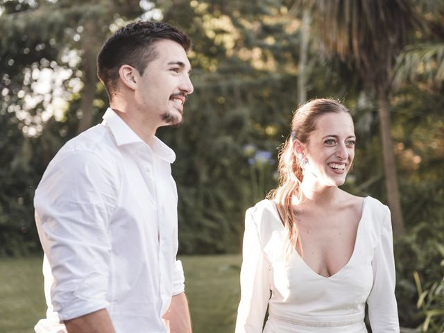 El casamiento de Nico y Cata en La Plata, Buenos Aires 163