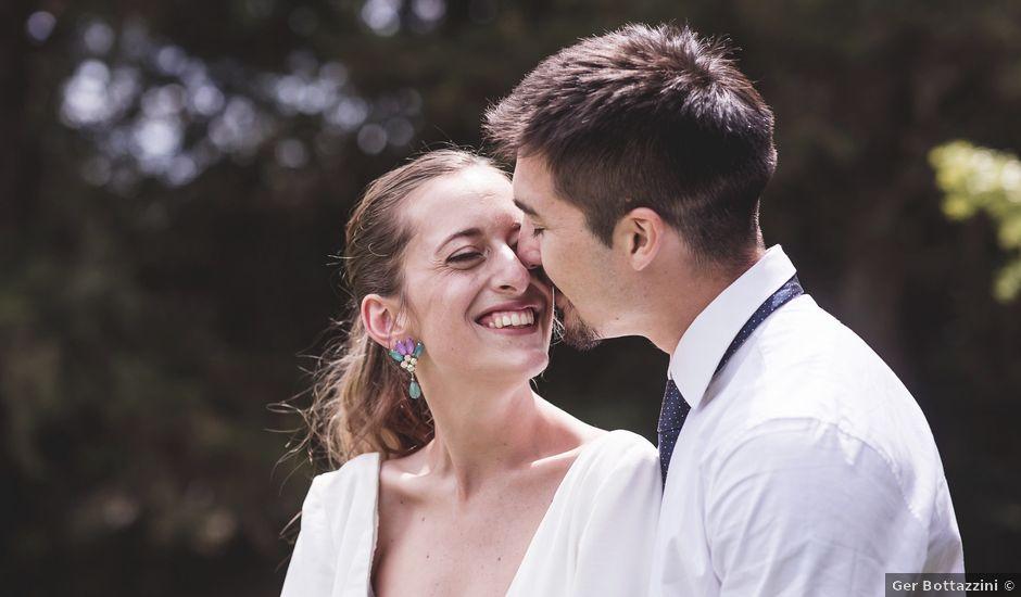 El casamiento de Nico y Cata en La Plata, Buenos Aires