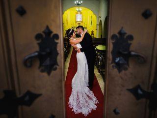 El casamiento de Ornella y Santiago