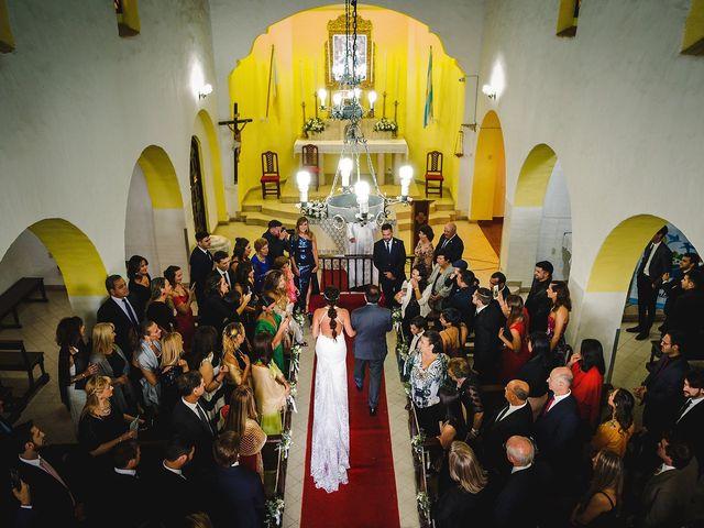 El casamiento de Santiago y Ornella en Córdoba, Córdoba 1