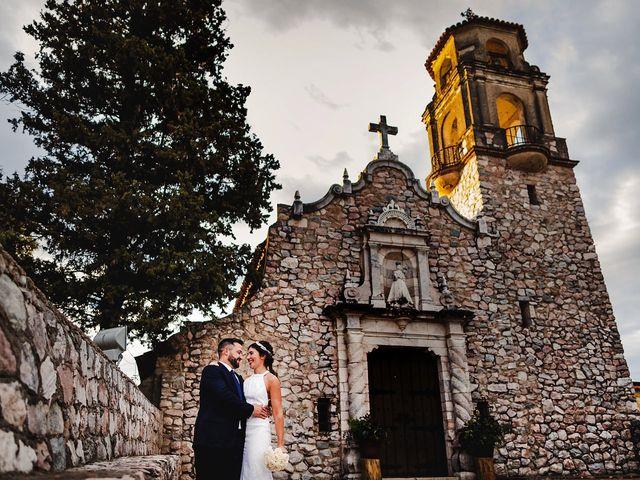 El casamiento de Santiago y Ornella en Córdoba, Córdoba 62