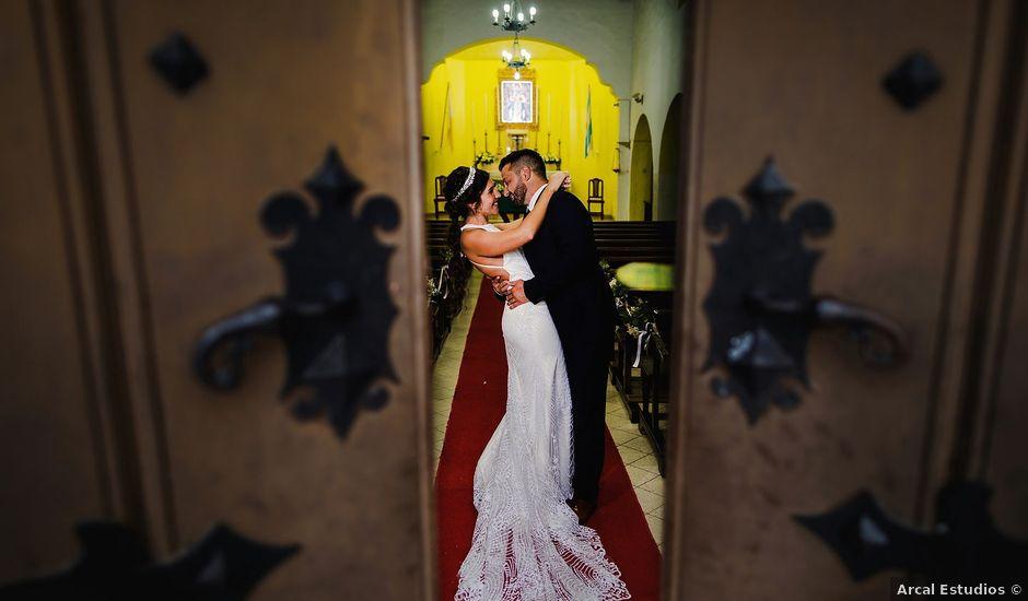 El casamiento de Santiago y Ornella en Córdoba, Córdoba