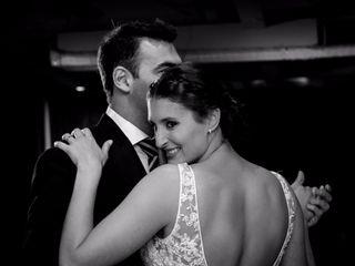 El casamiento de Romi y Emi