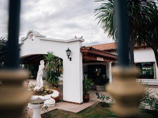El casamiento de Soledad y Santiago 1