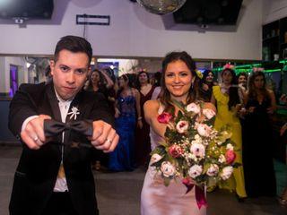 El casamiento de Génesis y Iván 2