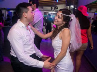 El casamiento de Génesis y Iván 3