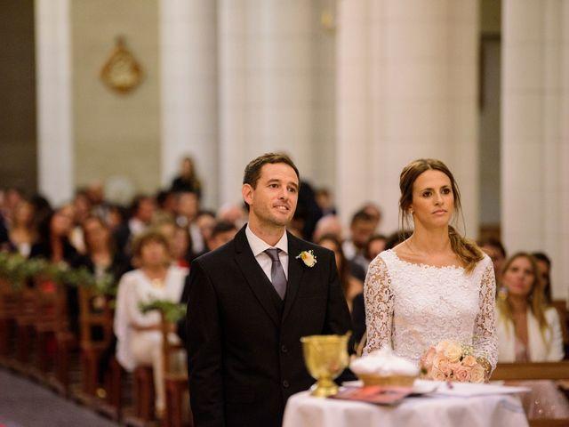 El casamiento de Eugenia y Nahuel