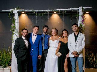 El casamiento de Irene y Nico 1