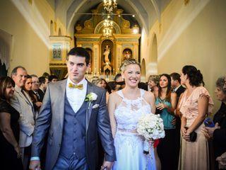El casamiento de Geraldine y Martín