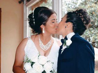 El casamiento de Lucia y Daniela