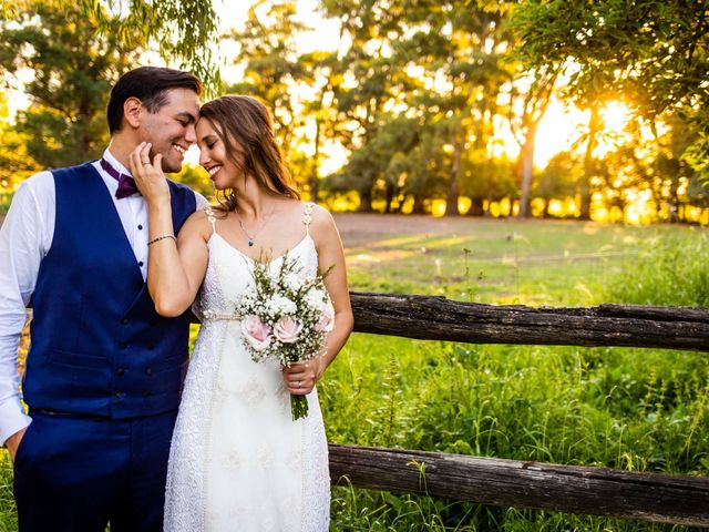 El casamiento de Flavia y Ignacio