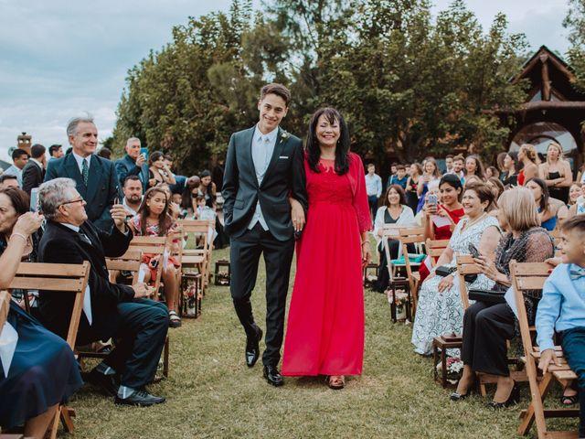 El casamiento de Pablo y Meli en San Miguel del Monte, Buenos Aires 43