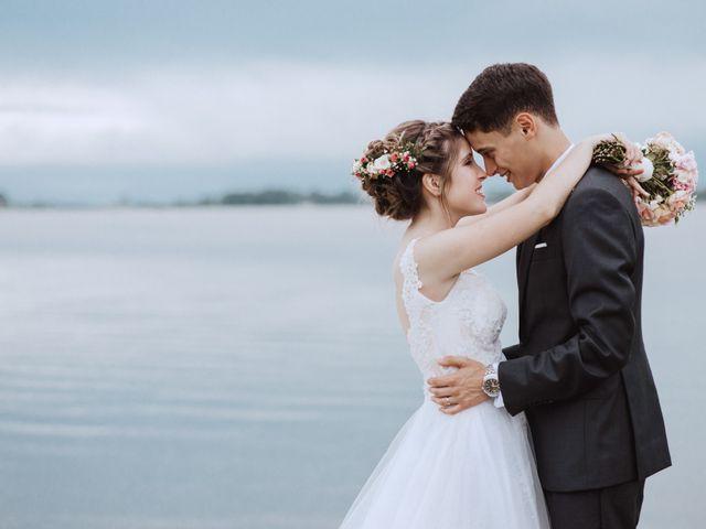 El casamiento de Meli y Pablo