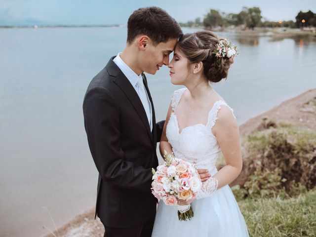El casamiento de Pablo y Meli en San Miguel del Monte, Buenos Aires 1