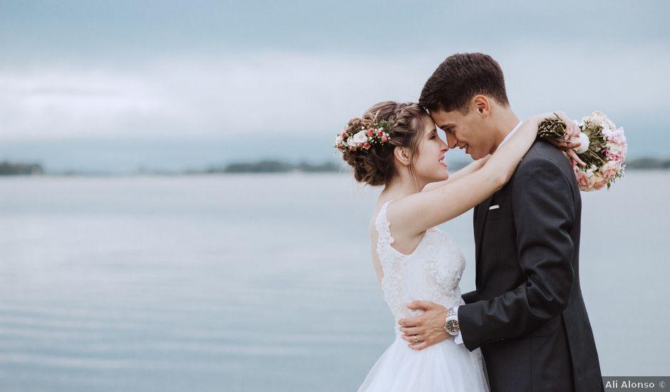 El casamiento de Pablo y Meli en San Miguel del Monte, Buenos Aires
