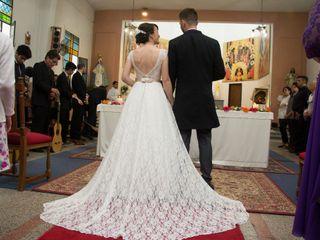El casamiento de Vanesa y Felipe 3