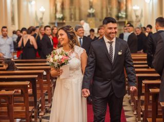 El casamiento de Karen y Daniel