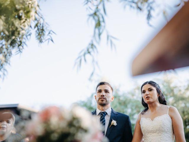 El casamiento de Nati y Héctor