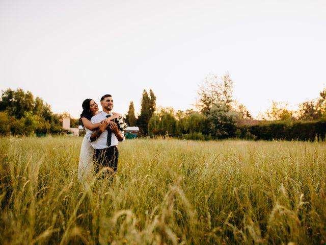 El casamiento de Héctor y Nati en Moreno, Buenos Aires 24