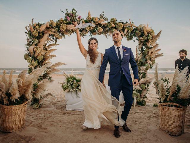 El casamiento de Inés y Alejandro