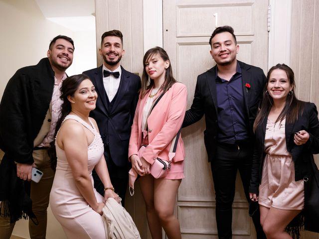 El casamiento de Charly y Aldana en San Telmo, Capital Federal 10