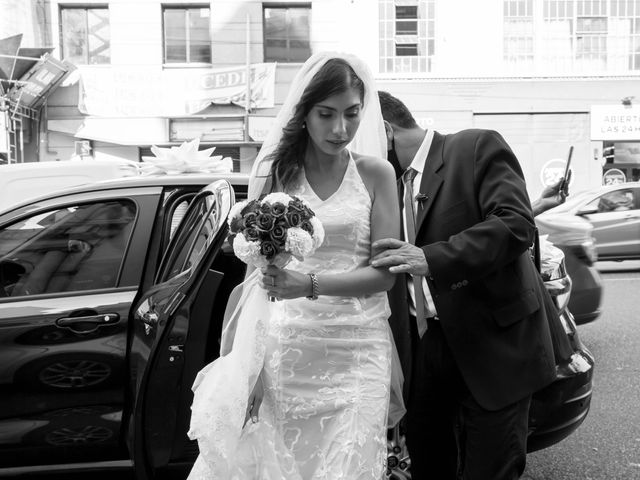El casamiento de Charly y Aldana en San Telmo, Capital Federal 27