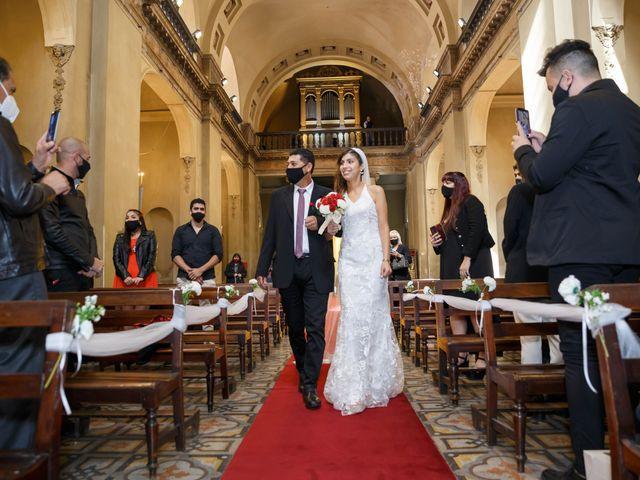 El casamiento de Charly y Aldana en San Telmo, Capital Federal 28