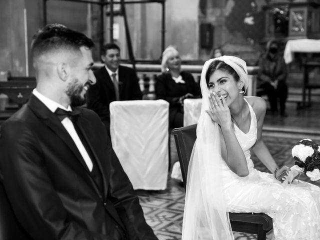 El casamiento de Charly y Aldana en San Telmo, Capital Federal 1