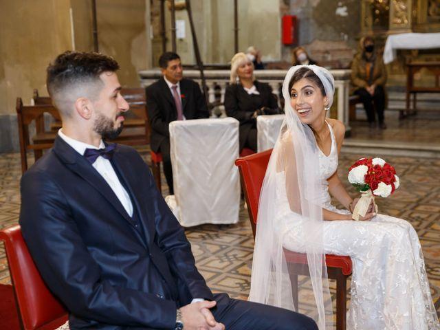 El casamiento de Charly y Aldana en San Telmo, Capital Federal 35