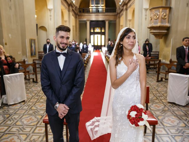 El casamiento de Charly y Aldana en San Telmo, Capital Federal 38