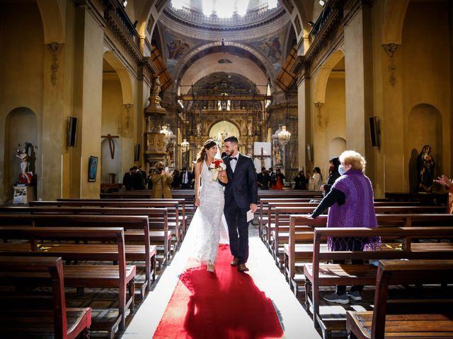 El casamiento de Charly y Aldana en San Telmo, Capital Federal 40