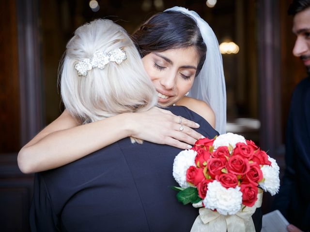El casamiento de Charly y Aldana en San Telmo, Capital Federal 44