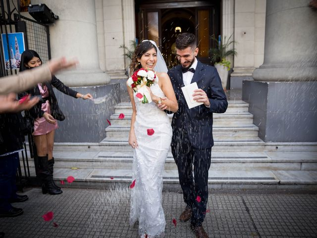 El casamiento de Charly y Aldana en San Telmo, Capital Federal 46