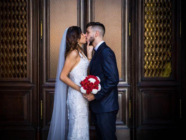 El casamiento de Charly y Aldana en San Telmo, Capital Federal 48