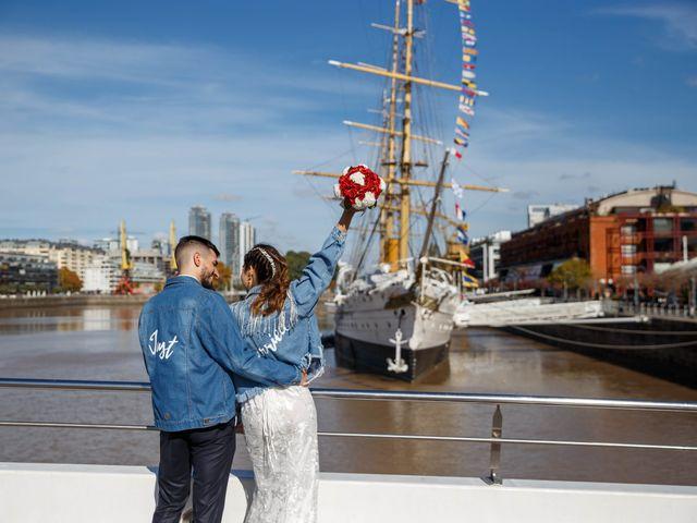 El casamiento de Charly y Aldana en San Telmo, Capital Federal 51