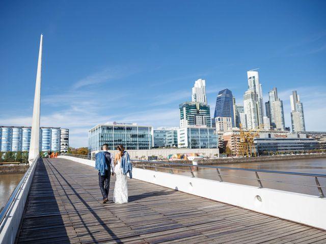 El casamiento de Charly y Aldana en San Telmo, Capital Federal 53